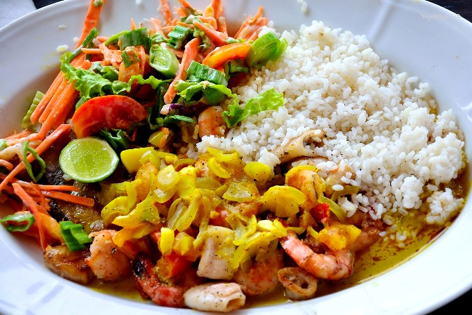 Шри-Ланка цены на еду и питание 2017 год