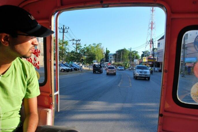Сколько стоит в Паттайе аренда транспорта
