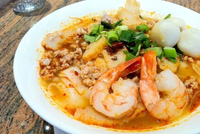 Сколько стоит еда в Тайланде 2017