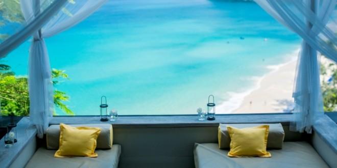 Лучшие отели пляжа Ката бич на Пхукете + карта отелей