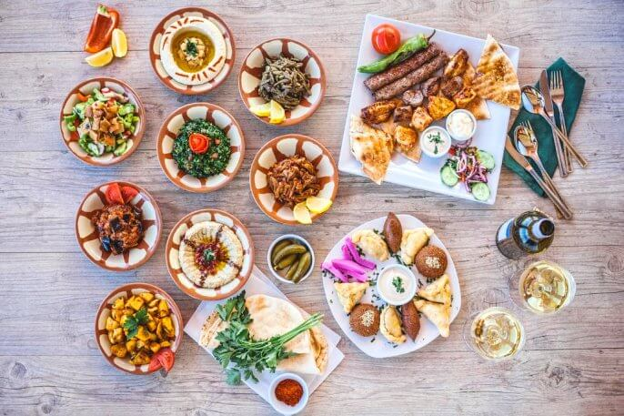 Сколько стоит еда на Кипре 2020 (рестораны)