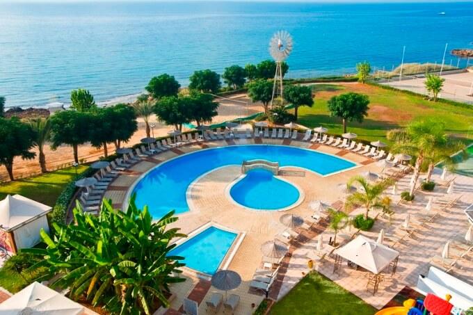 Отели Кипра для детей - курорт Протарас