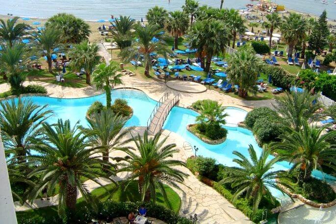 Кипр Ларнака лучшие отели для отдыха с детьми все включено
