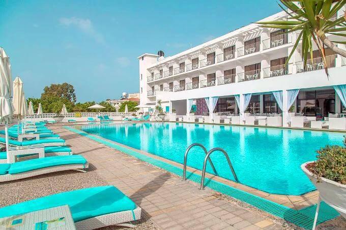 Отель Sveltos Hotel в Ларнаке, Кипр