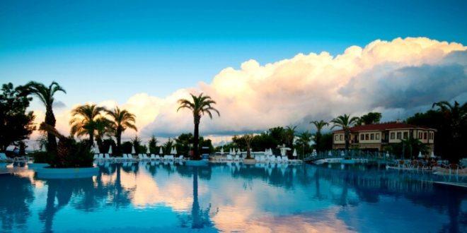отели в Турции 5 звезд все включено цены 2017 Белек