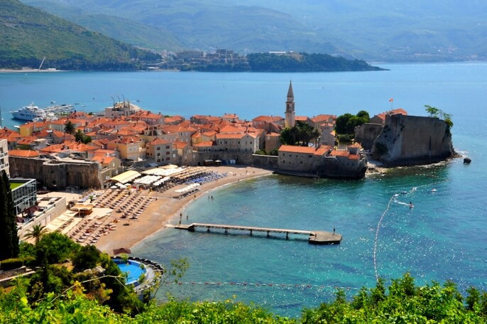 Сколько стоят экскурсии в Черногории 2017 Будва Тиват