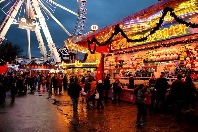 Отдых на Рождество в Германии