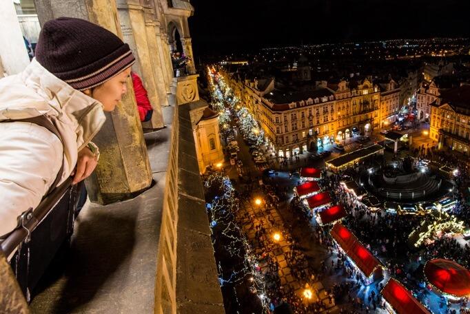 Недорогой Новый год и Рождество в Праге
