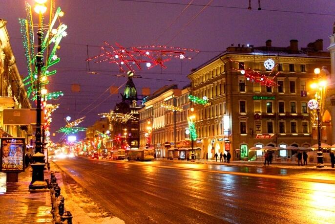Куда поехать на Новый год 2017 недорого в России