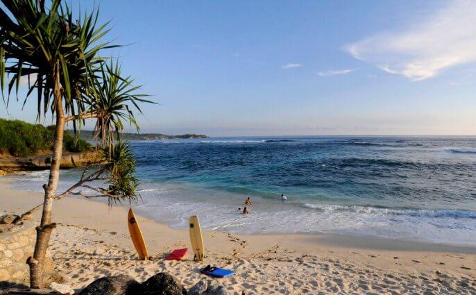 Пляжи Бали отзывы туристов