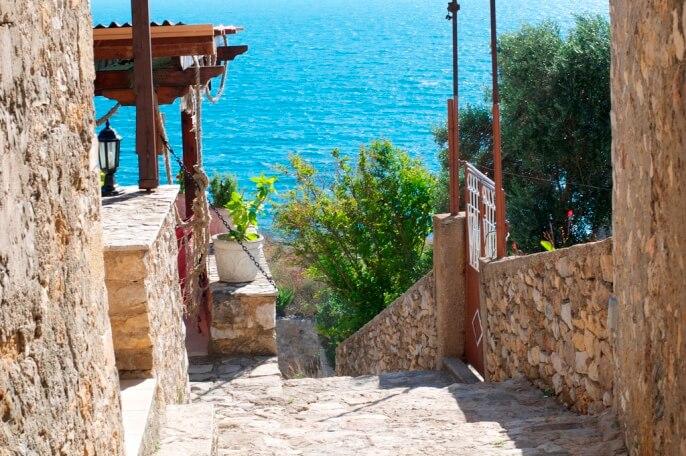Курорты Черногории на море – Ульцинь