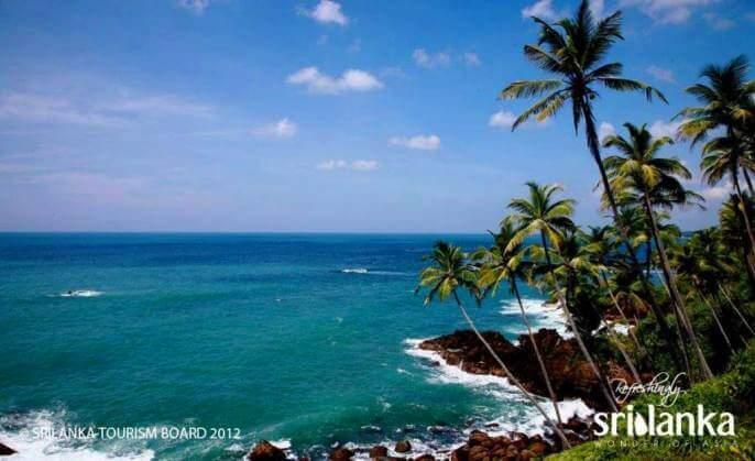 Самые красивые места Шри-Ланки