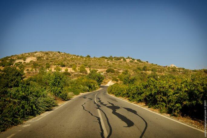 Аренда автомобиля на Кипре 2020