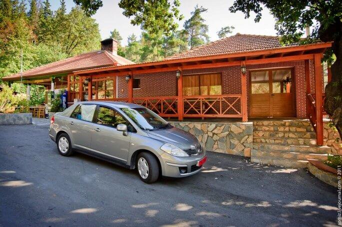 Аренда машины на Кипре цены 2019