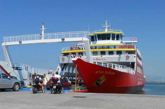 Стоимость транспорта в Греции и на Крите 2018