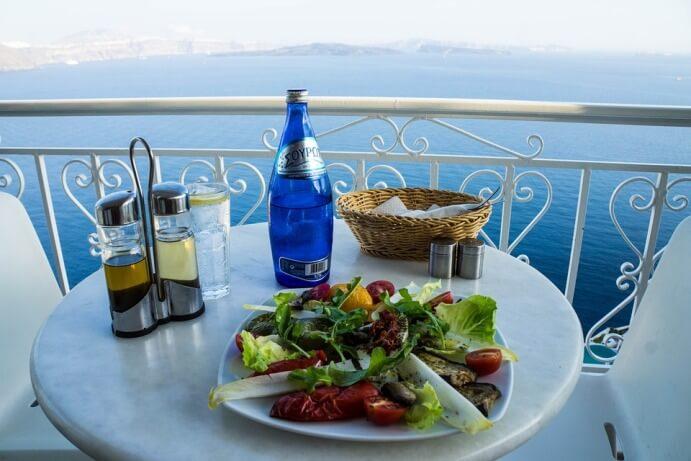 Цены в Греции 2018 на еду