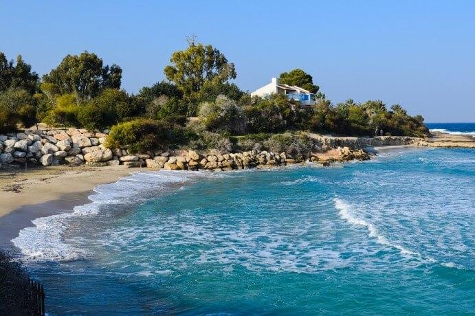 Отзывы об отдыхе на Кипре: какое море, пляжи, где лучше отдыхать