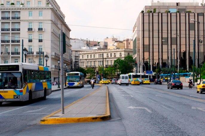 Трансфер в Афинах из аэропорта
