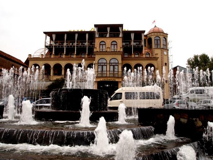 Цены на жилье в Грузии