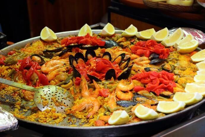 Цены в Испании –: еда, экскурсии, аренда