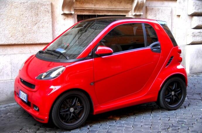 Прокат автомобиля в Италии цены