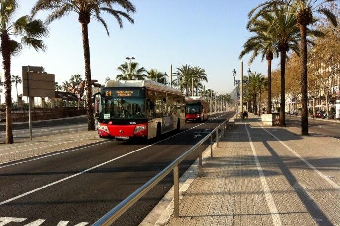 Трансфер из аэропорта Барселоны, Испания