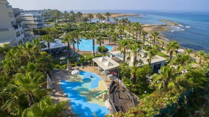 Хорошие отели для отдыха на Кипре с ребенком