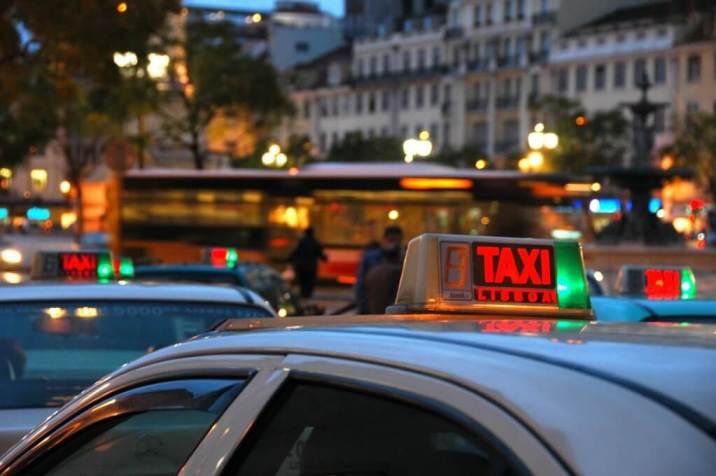 Как доехать из аэропорта до центра Лиссабона ночью