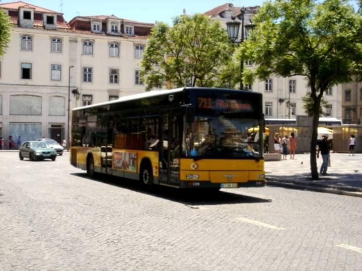 Трансфер из аэропорта Лиссабона
