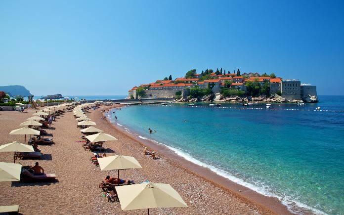 Где в Черногории лучше отдыхать с детьми