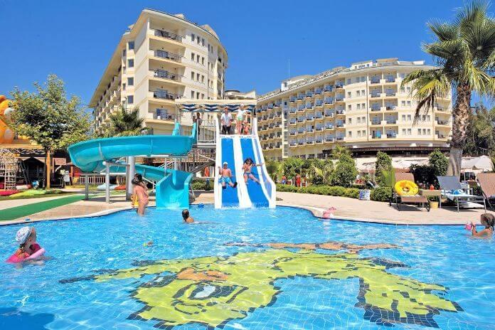 Лучшие курорты Турции для отдыха с детьми