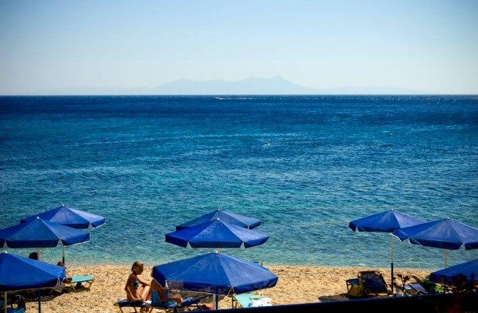 Отзывы об отдыхе на море в Греции