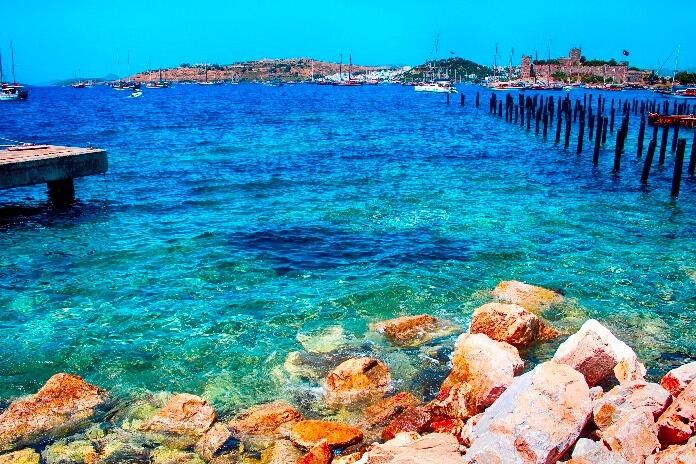 Отзывы туристов о море и пляжах в Турции