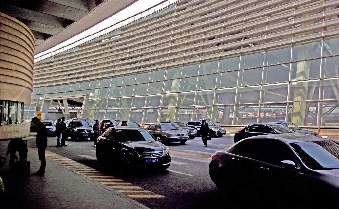 Трансфер и такси в аэропорту Пекина