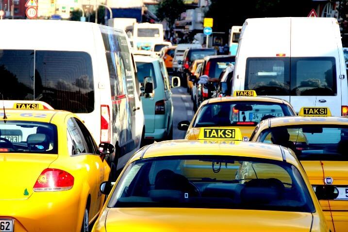 Такси и трансфер из аэропорта Сабиха Гекчен в Стамбул