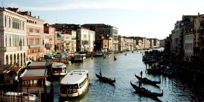 Как добраться из аэропорта Венеции в центр города