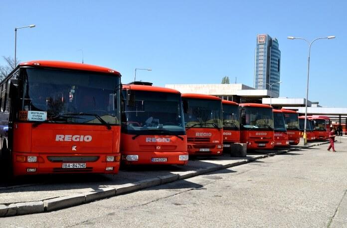 Как доехать из аэропорта Братиславы до центра города