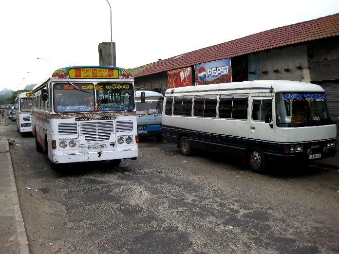 Как в Коломбо доехать до аэропорта