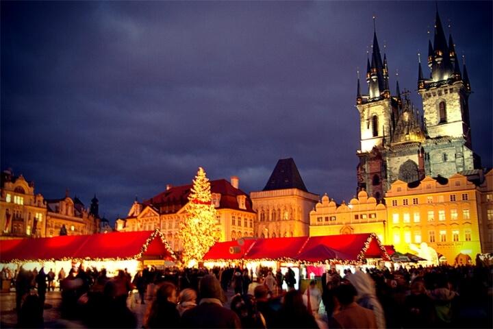 Новогодние туры в Прагу 2018