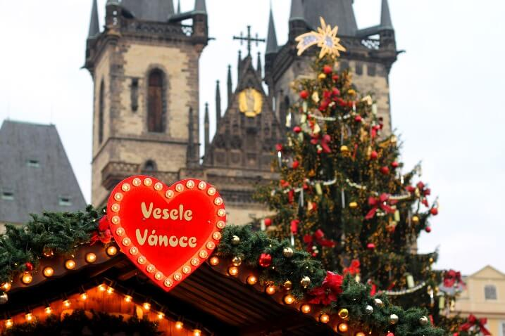 Новый год в Праге отзывы туристов