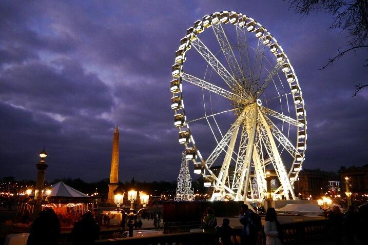 Новый год в Париже – отзывы туристов