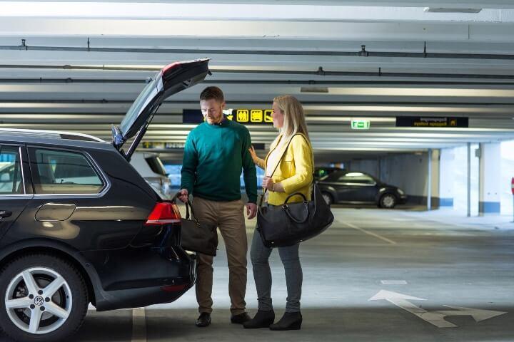 Трансфер и такси из аэропорта Копенгагена в отель