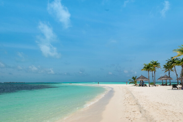 Путевка на Мальдивы на двоих цена в 2017 году