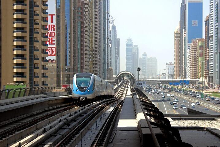 Как добраться из аэропорта Дубая в центр города
