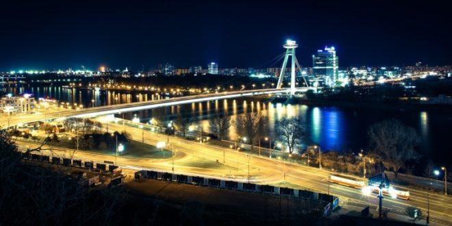 Как добраться из Братиславы в Будапешт