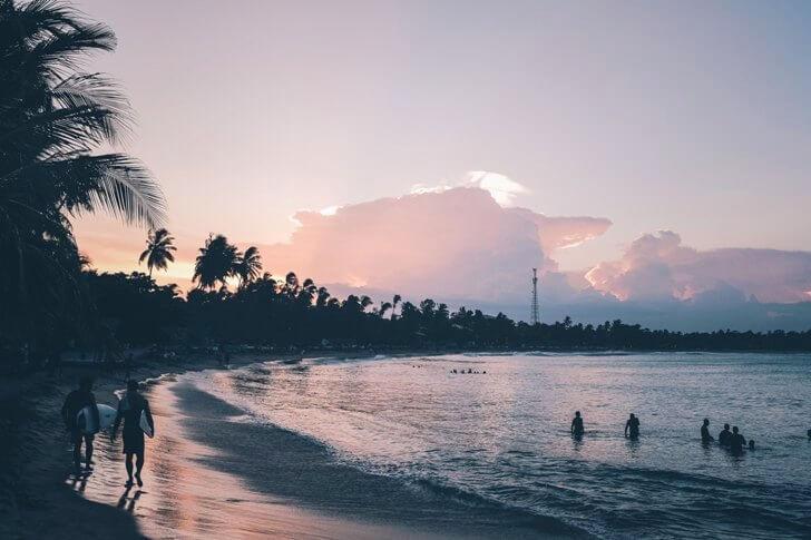 Где отдохнуть на море на Шри-Ланке
