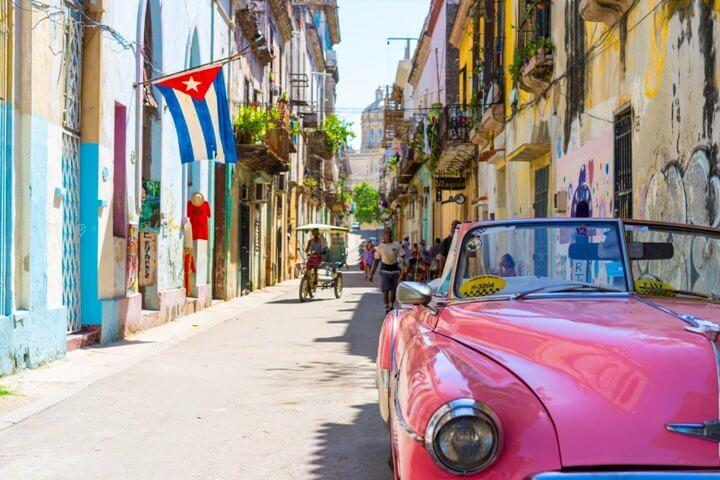 Путевки и туры на Кубу