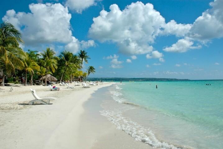 Отдых на море без визы – Ямайка