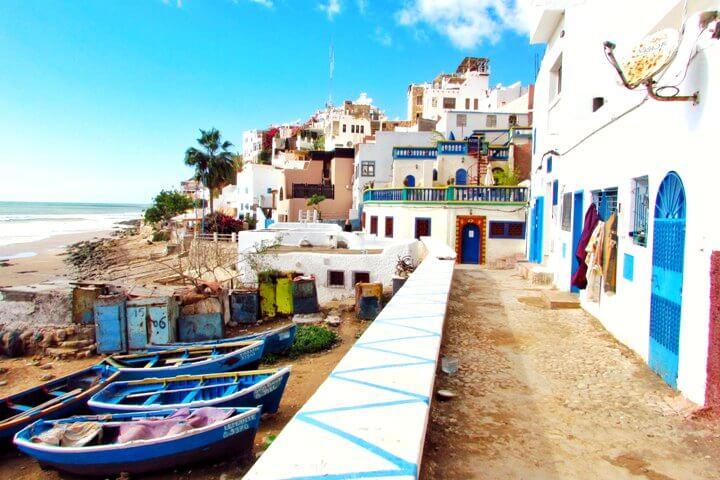 Таразут, Марокко