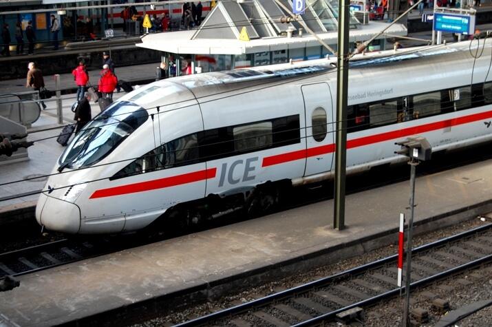 Цены на поезд Брюссель - Амстердам